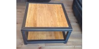 Table salon carrée